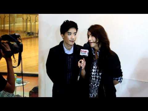 2012.05.30 - Singular @ Bang Awards - Interview True Music