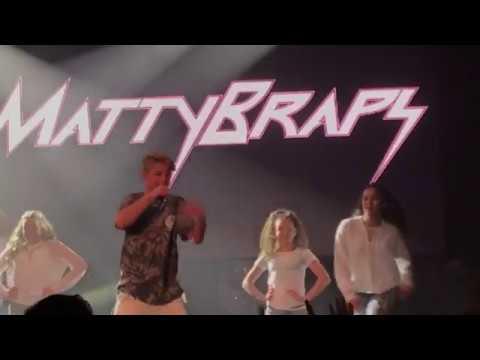 MattyB - Life is Unfair (Live in Boston)