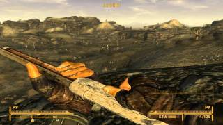 Fallout New Vegas Pc Gameplay HD - 460 GTX