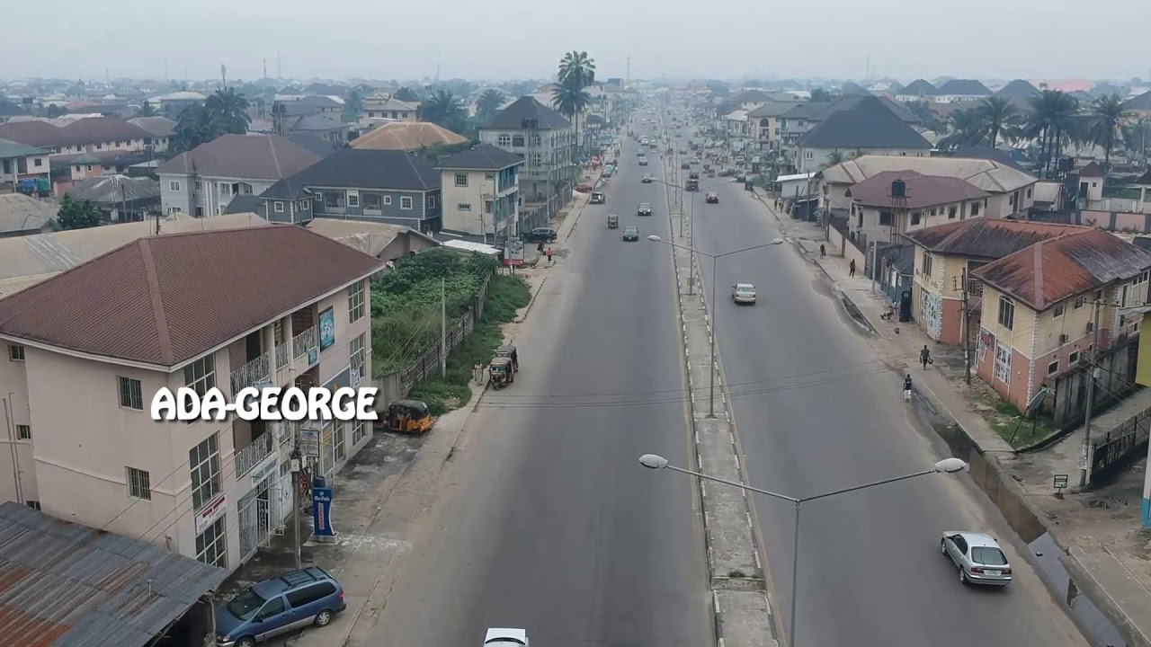 Portharcout drone tour series.