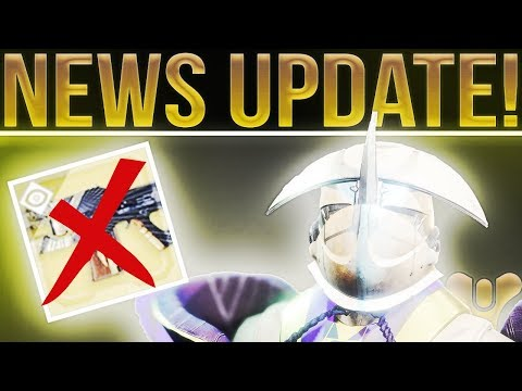 Destiny 2 News! New Faction Gear/Ornaments/Weapons, Prometheus Lens Nerf, Trials, Sandbox & More!
