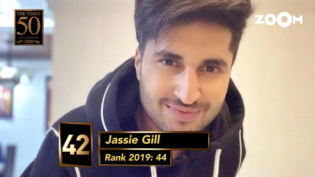 Jassie Gill tops the Chandigarh Times Most Desirable Men's list of 2020