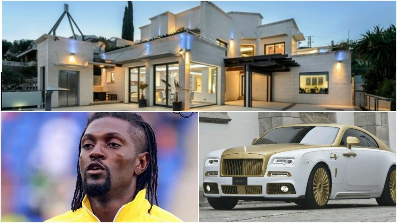 Emmanuel Adebayor Lifestyle 2018 [Net Worth, Biography ... Emmanuel Adebayor House