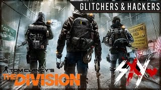 Tom Clancy's The Division: KILLING GLITCHERS & HACKERS