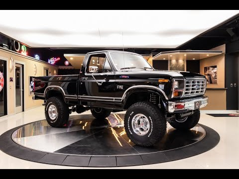 1986 Ford F 150 For Sale