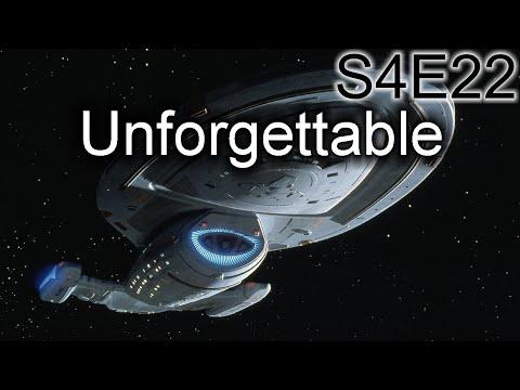 Star Trek Voyager Ruminations: S4E22 Unforgettable