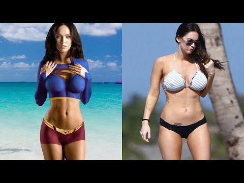 Megan Fox Transformation 2018  From 2 To 32 Years Old