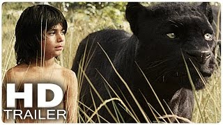 THE JUNGLE BOOK Trailer German Deutsch | Disney Film 2016