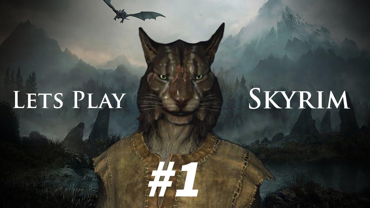 Lets play skyrim modded feat jullvia warrior of the silken skin part 3 sex with jullviaxxx - 2 7