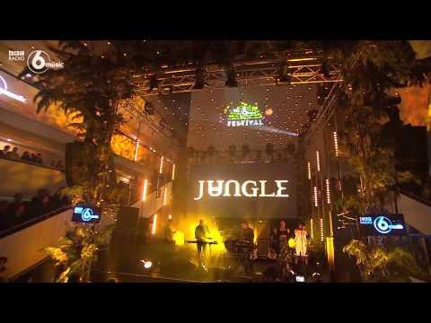 Jungle  Julia at BBC 6 Music Festival 2015