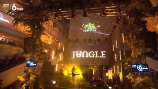 Jungle - Julia at BBC 6 Music Festival 2015