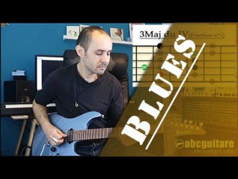 Brève de guitare n°1: Enrichir un blues majeur avec les modes mais....sans les modes