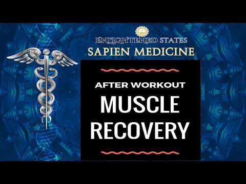 After Workout Muscle Recovery (Morphic/Energetically Programmed Audio) ver2.0