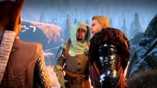 Dragon Age: Inquisition 60 FPS cutscene test
