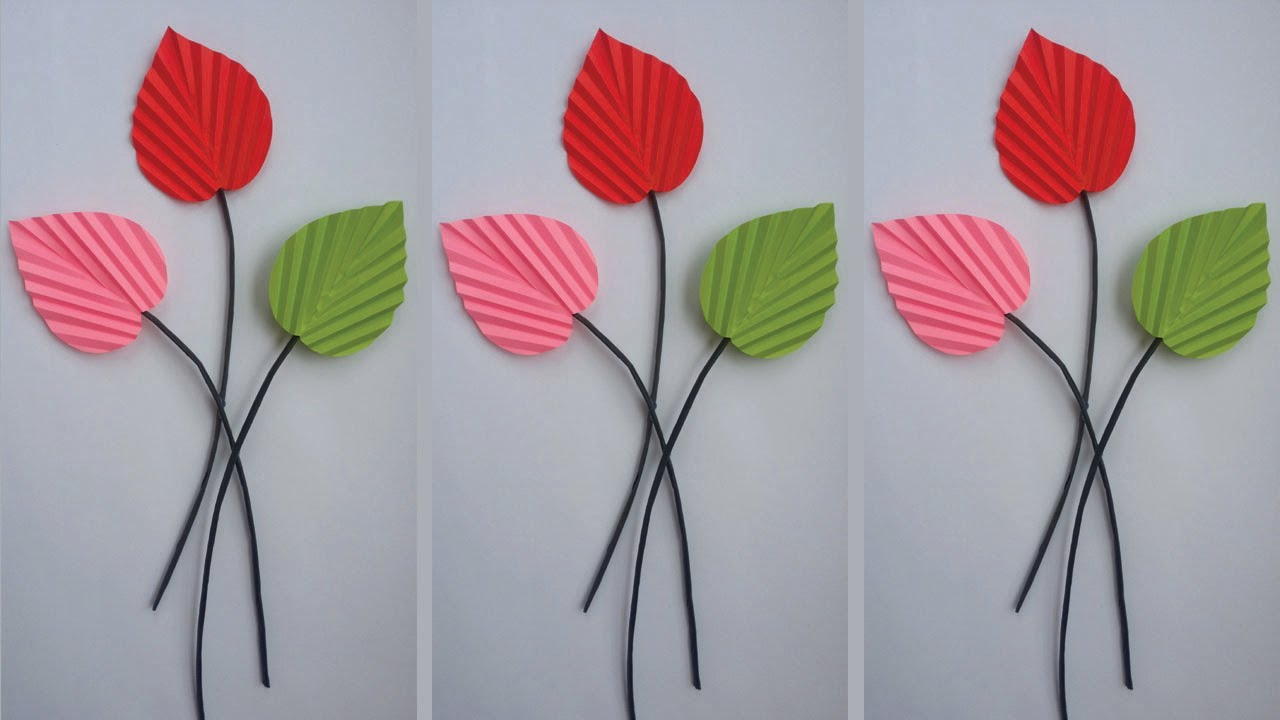 DIY: Paper Crafts Wall Hanging!! How to Make Paper Wall Hanging!! Home Decor Ideas!! DIY Wallmate!!