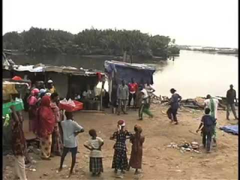 Nigeria's Slum Artists Dance Away Razing