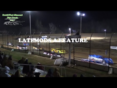 Springfield Raceway | Late models A Feature Races | Turkey Bowl Xl | 11/19/17