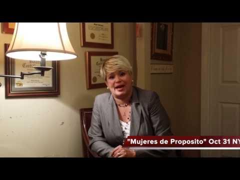 Mujeres de Proposito - Pastora Maggie Rodriguez