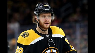 13 Times David Pastrnak Impressed The World