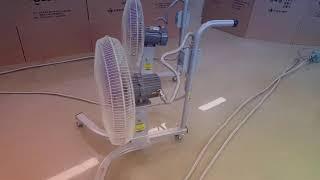 내압/수소방폭형 캐스터선풍기(삼발이형) 오성에어테크 0…