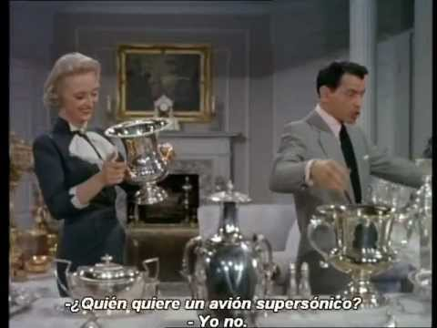 Who wants to be a millionaire? - From 'High Society' Spanish Subtitles