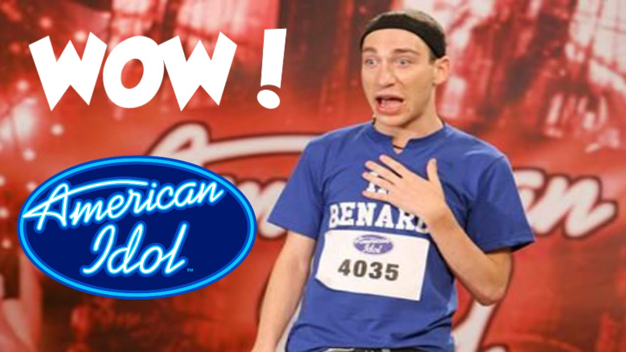 American Idol Bizarre Contestants & Auditions