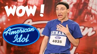 American Idol Weird Contestants & Auditions