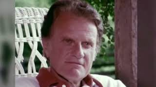 Paul Harvey interviews Billy Graham at his home in NC