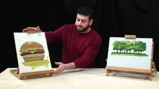 The Symphony Table Easel
