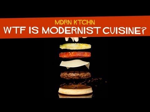 Generate WTF Is Modernist Cuisine? - MDRN KTCHN Pictures