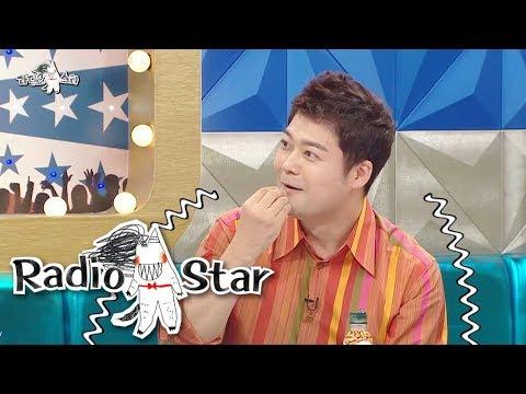 "Jun Hyun Moo ""Han Hye Jin is quite jealous"" [Radio Star Ep 587]"