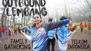 OUTBOUND BANDUNG TELKOM INDONESIA (PART 1)