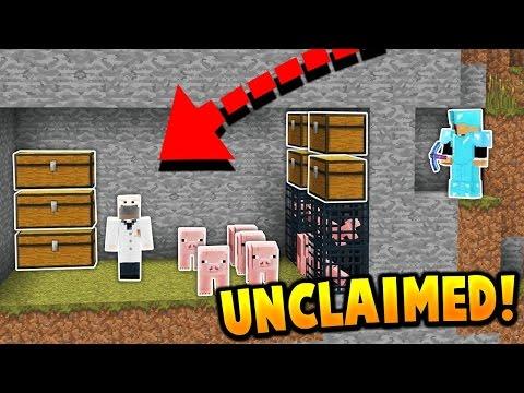 UNCLAIMED VAULT RAID FOUND!  | Minecraft FACTIONS #580