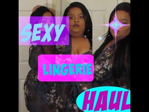 Lingerie Haul ! Lane Bryant And Victoria's Secret Dupes!