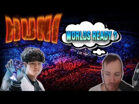 Is huni ready for worlds? Experts say no but they haven't seen this!