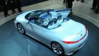 2008 Honda OSM Study Model Videos
