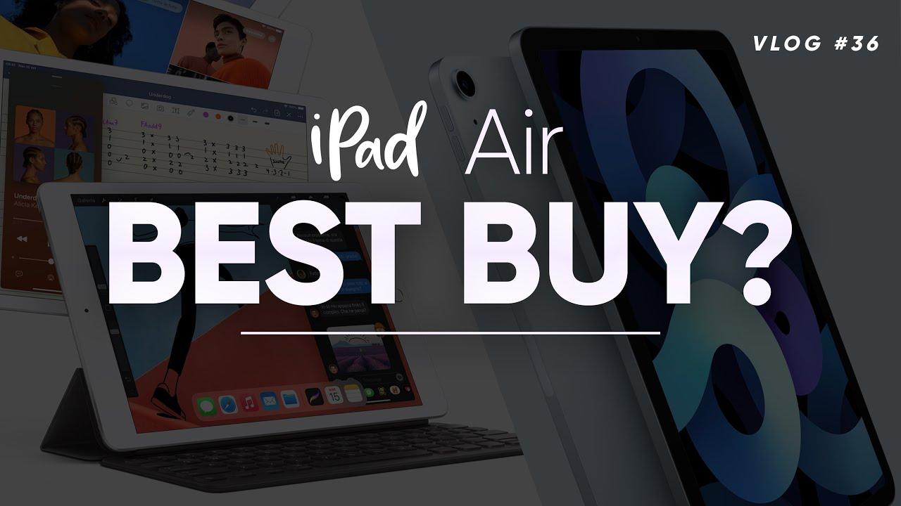 NUOVI iPad e iPad Air 2020: Best Buy o MEGLIO iPad Pro?