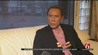 Wes Studi, Actor From Tahlequah, Honored At Tribal Film Festival