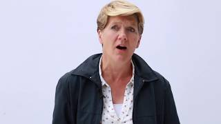 Clare Balding interview for Futures Theatre