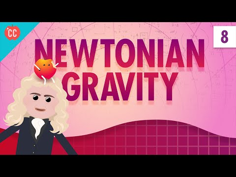 Newtonian Gravity: Crash Course Physics #8