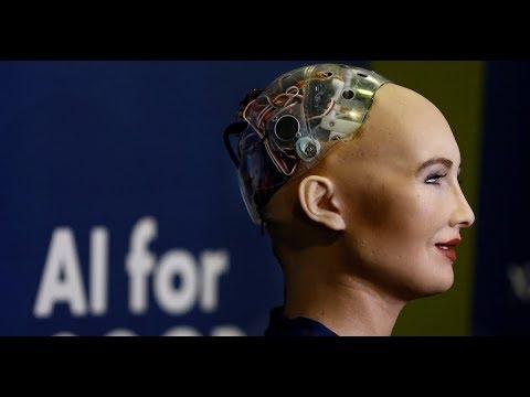 SOPHIA LE PREMIER ROBOT A DEVENIR CIVIL D UN PAYS SIGNE DE LA FIN DES TEMPS ?!?! PREUVES ET DEBAT