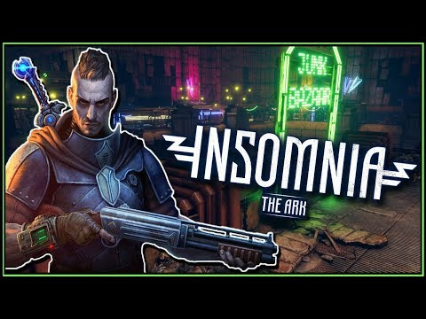 Classic FALLOUT meets BIOSHOCK! - Insomnia: The Ark Gameplay