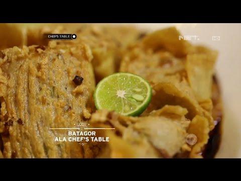 Chef S Table Batagor Ala Chef S Table Youtube