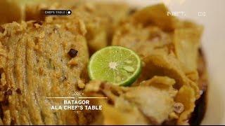Chef's Table - Batagor Ala Chef's Table