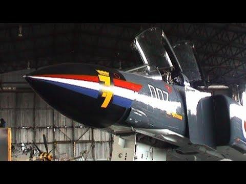 Ulster Aviation Society - Phantom Unveiling