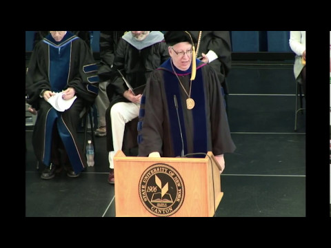 SUNY Canton Honors Convocation