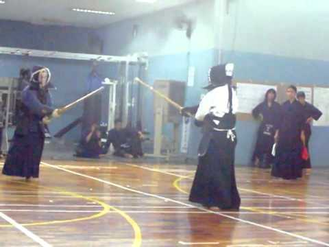 IGA Kendo Club Women's Tournament Match 8