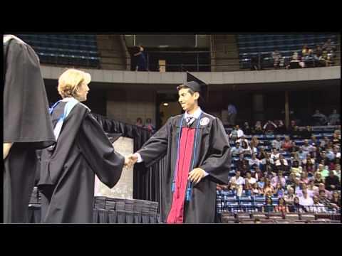 Blue Valley West High School Graduation 2014