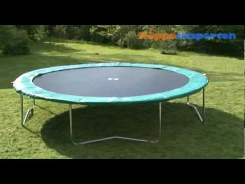 Modernistisk Favorit trampoline 2012 - Hoppeeksperten NO - YouTube JK-81