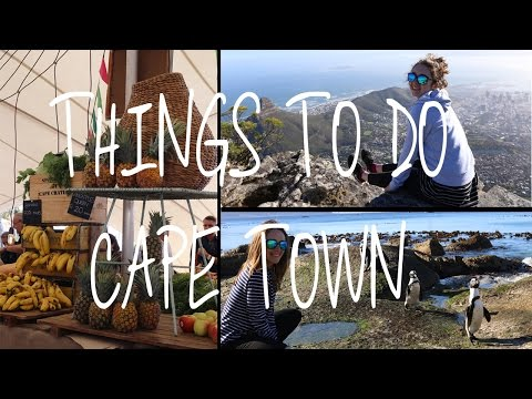 My Top #7 Things To Do in Cape Town